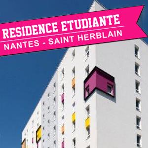 résidence étudiante Nantes Saint Herbelain