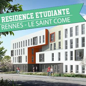 résidence étudiante Rennes