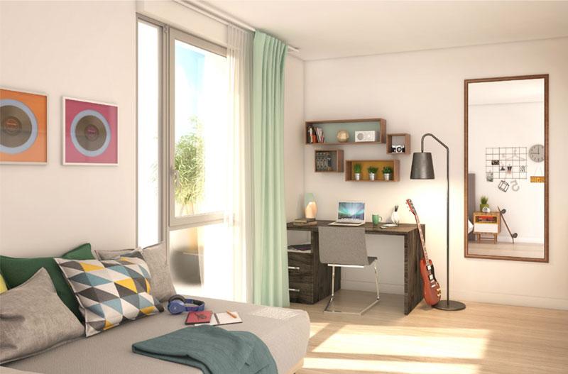 Villeurbanne logements